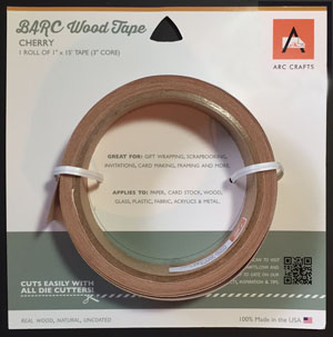 BARC tape package